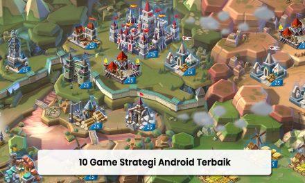 10 Game Strategi Android Terbaik