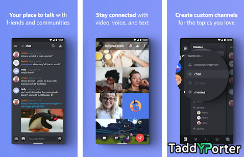 game chat android
