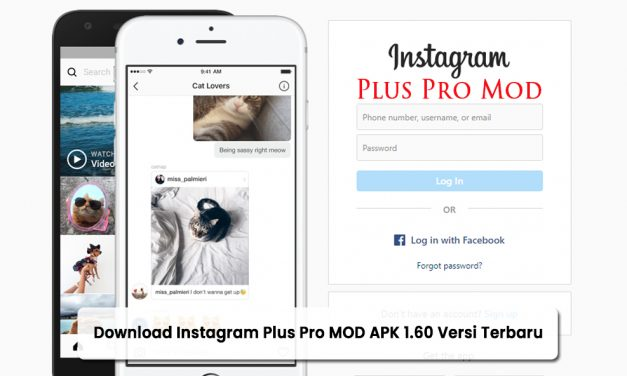 Download Instagram Plus Pro MOD APK 1.60 Versi Terbaru