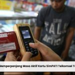 Cara Perpanjang Masa Aktif SimPATI Telkomsel