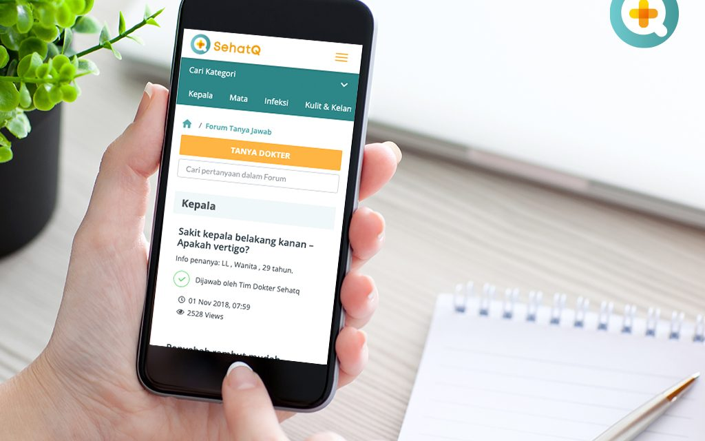 Review Cara Menggunakan Aplikasi SehatQ.com