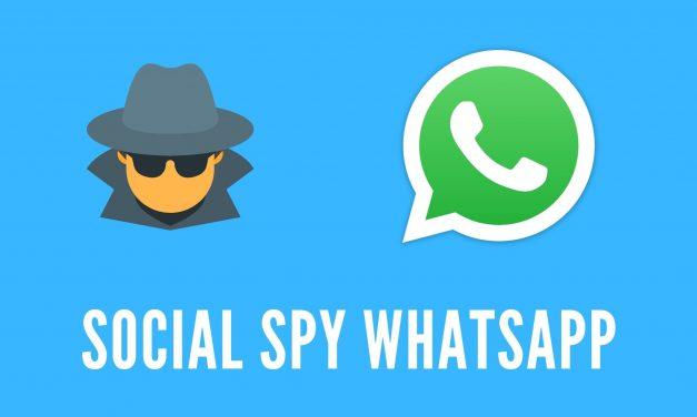 Social Spy WhatsApp Download Versi Terbaru
